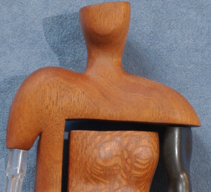 """""""lacewood doll"""" from Persimmon Blackbridge's Constructed Identities"""