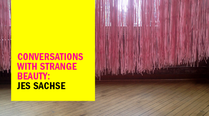 Conversations with Strange Beauty: jes sachse