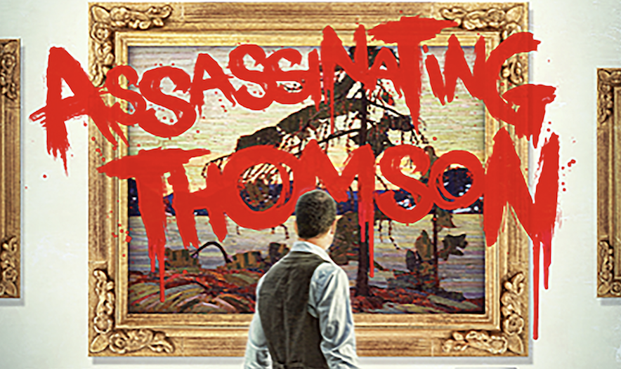 A poster for Assassinating Thomson