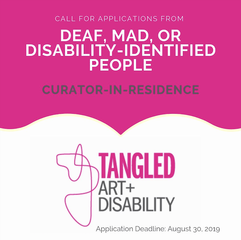 Home – Tangled Art + Disability