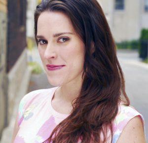 Portrait of Kat Germain,