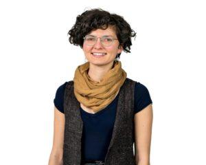 Portrait of Rachel Broussard